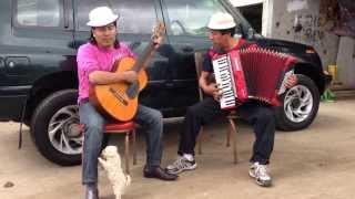 EL PERRO BAILARIN - CONDOR MENSAJERO - ANGEL GUARACA - VIDEO AFICIONADO
