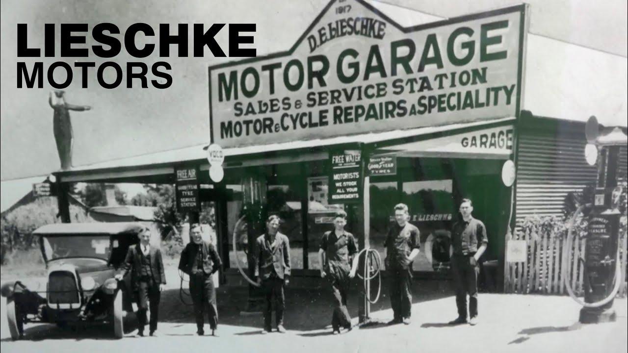 Lieschke Motors - Walla Walla & Holbrook: Classic Restos - Series 47