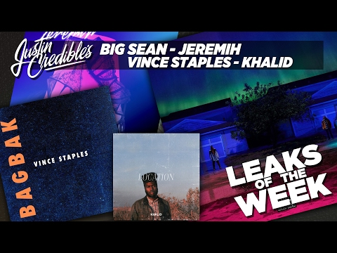 Big Sean, Jeremih, Vince Staples, Khalid - 4 Must Listen to Tracks