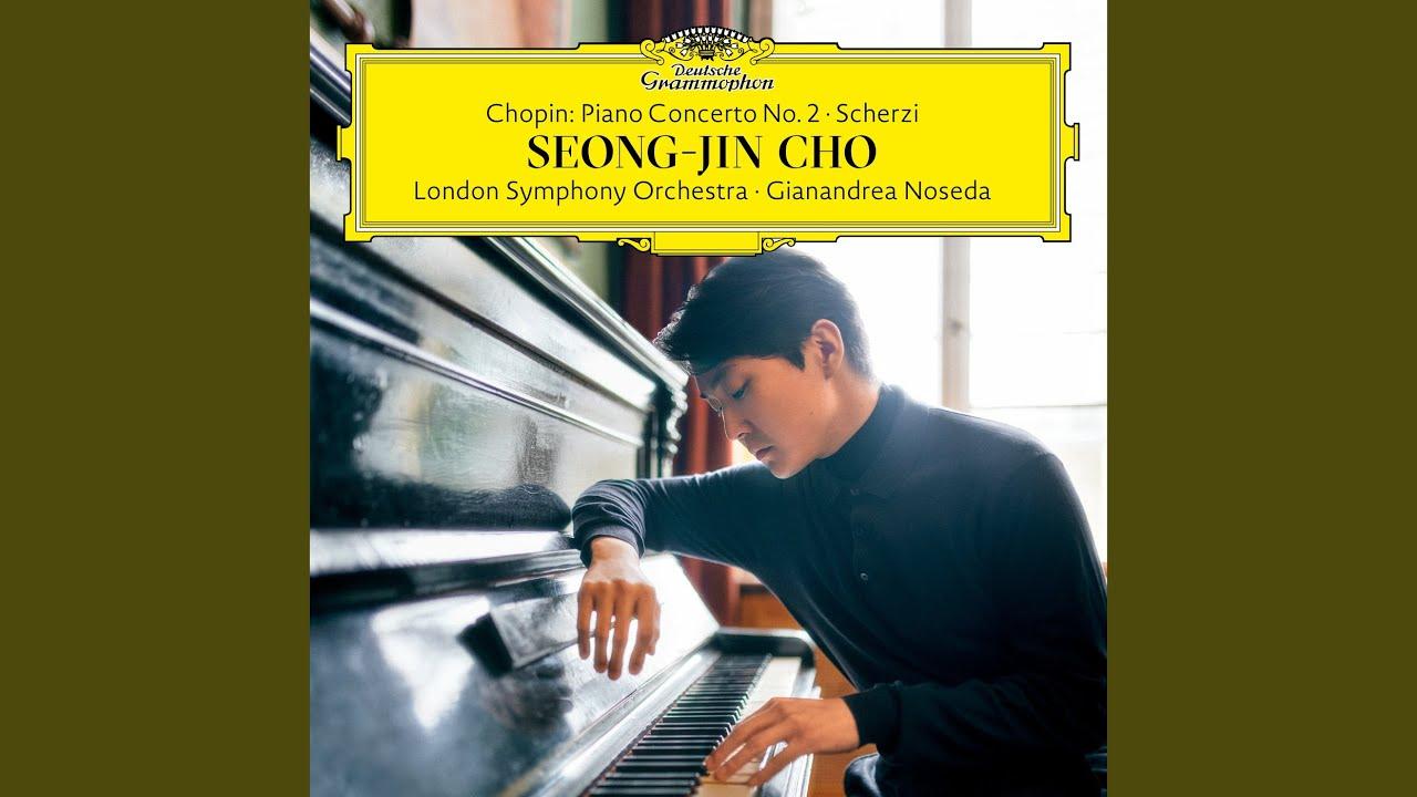 조성진, London Symphony Orchestra, Gianandrea Noseda - Chopin: Piano Concerto No. 2 in F Minor, Op. 21 - I. Maestoso