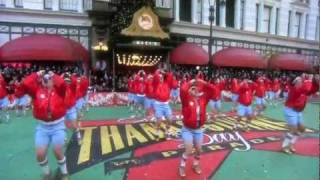 "610 Stompers vs. New York - ""Bitter Sweet Symphony"""