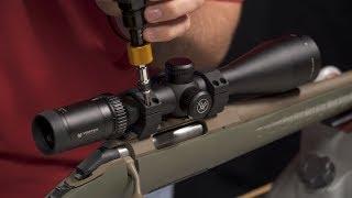 How To: Tighten Riflęscope Rings