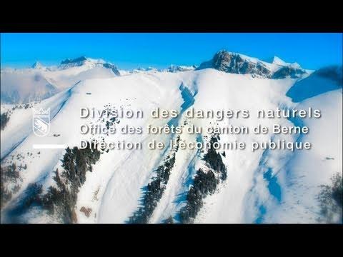 Vivre avec les dangers naturels dans le canton de Berne, version brève