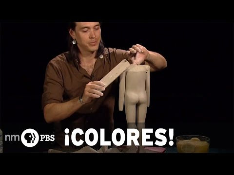 NMPBS ¡COLORES!: Santa Fe ceramicist Cannupa Hanska