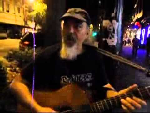 Street music Athens, GA pt1