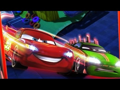 Cars Lightning Mcqueen Videos For Disney Kids Junior