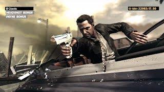 Max Payne 3 Speedrun WORLD RECORD (48m 02s) (New York Minute HC)