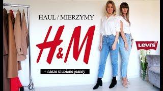 Paczka z H&M i ulubione jeansy