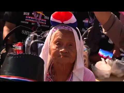 Thailand protesters 'shutdown' Bangkok