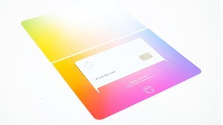 Apple Credit Card Unboxing, Setup & Everything You Need To Know!