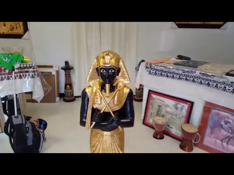 Tour of Temple of Amun