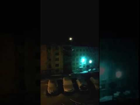Score! UFO Mart 2015 Murmansk! НЛО над городом Гаджиево Мурманской области 20 марта 2015 года