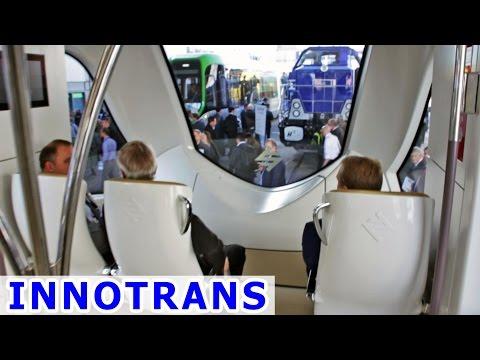 Metro Riyadh & Doha Tram - InnoTrans 2016