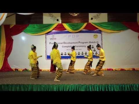 Rakhine Traditional Dance