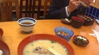 湯平温泉の誰も知らない物料理の紹介