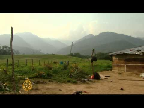 Venezuela tribe fights to regain ancestral land