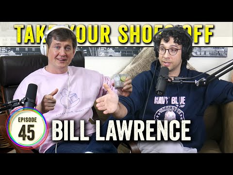 Bill Lawrence (TV Show Creator, Scrubs, Undateable, Ted Lasso) on TYSO - #45
