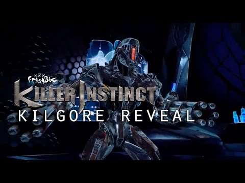 Killer Instinct Kilgore Reveal