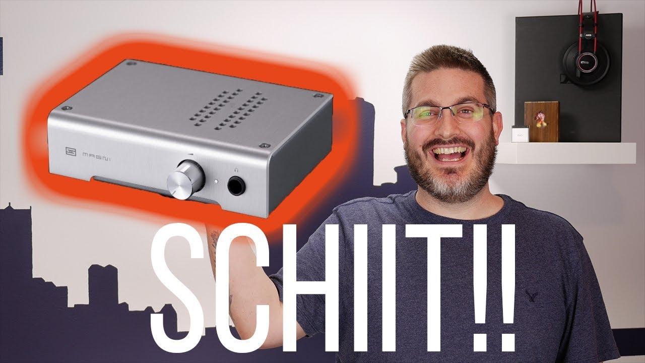Schiit Magni 3 - This Schiit is Crazy!!