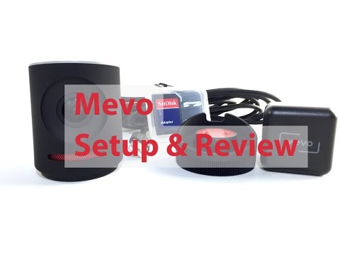 Mevo  Record Or Shoot Live Video For IPhone, IPad   Setup & Review,