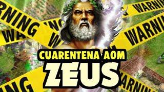 Cuarentena AOM: El dios del olimpo asciende!