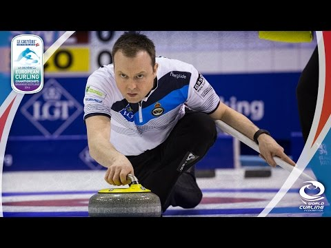 Scotland v Switzerland (Men) - Le Gruyère AOP European Curling Championships 2016