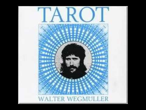 "Walter Wegmuller - Tarot:  ""Die Welt"""