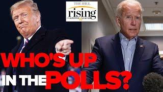 Krystal and Saagar: BEST Battleground Polls For Trump In MONTHS As Election Day Nears