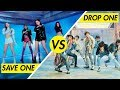 SAVE ONE DROP ONE: GIRLGROUP VS BOYGROUP (2)