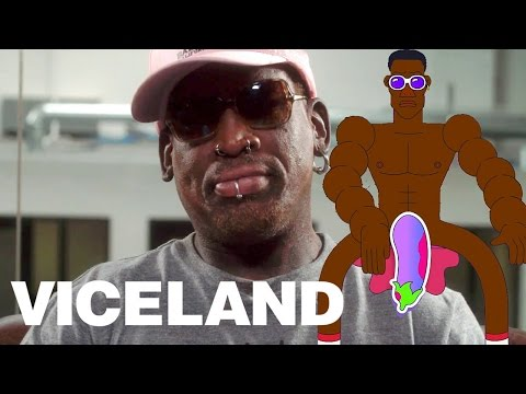 Dennis Rodman on 3 Ways to Break Your Dick: PARTY LEGENDS (Clip)