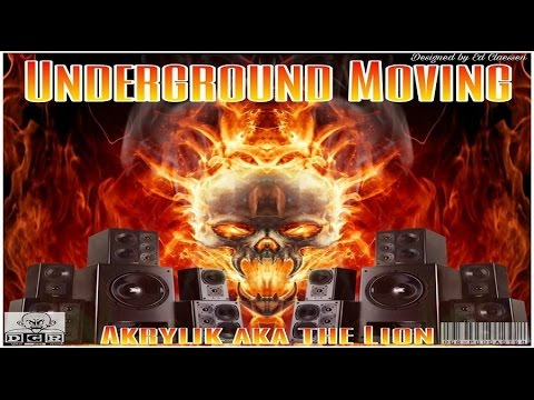 Akrylik aka the LION Underground Moving wiht vinyl DGR podcast68