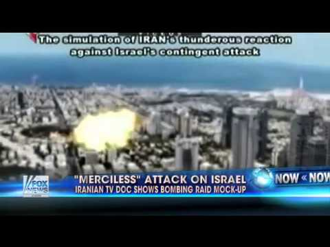Iran Use Documentary of Mock up Attack on US, Israel  As Terrorist Training Drills