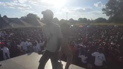 How Chillspot recordz meets Boss pumacol {live on stage kutafara}