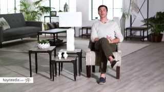 Belham Living Trenton Nesting Tables - Product Review Video