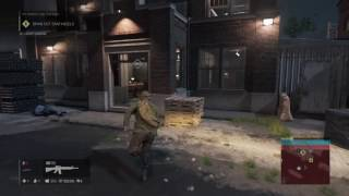Mafia III gang war(Vito´s gang vs the police)