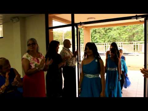 Graduación de la Clase Graduanda Yerenaix de la Escuela Elemental Vicente Acevedo Ballester