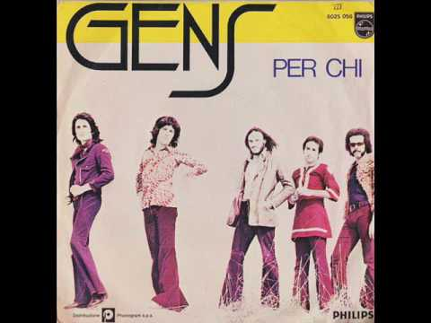 I Gens  -  Per Chi  (Without you)