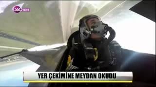 Orgeneral Akın Öztürk Solo Türk İle Sınırları Zorladı