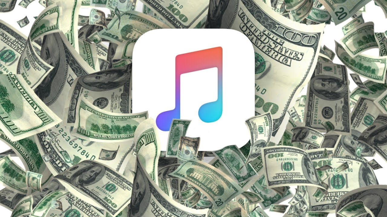 How Much Apple Music Paid Me for 341,676 Streams! • Music Royalties