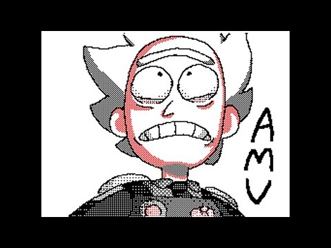 Outnumbered Remix MV (Rick and Morty) [Sudomemo] Flipnote by ★☆JTwins☆★