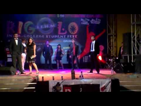 Department Of Law, Calcutta University Showstoppers.wmv