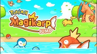 Pokémon: Magikarp Jump Review (Acer Iconia One 10 B3 A30 Gameplay)