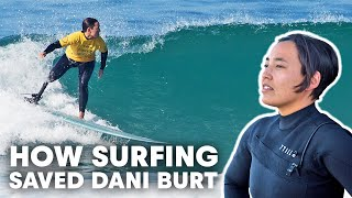 The Inspiring Story Of Dani Burt's Journey From Near-Fatal Accident To World Champion | Out Of Frame