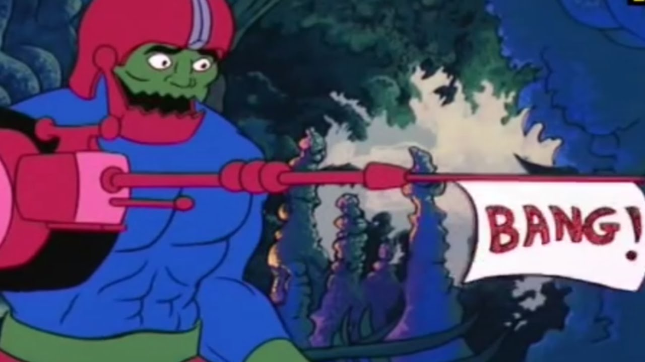 Image result for trap jaw he man