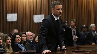 'Blade Runner' Oscar Pistorius' Prison Sentence More Than Doubles After Appeal
