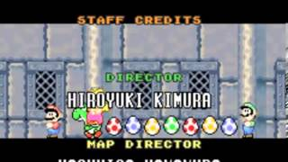 Super Mario World: Super Mario Advance 2 (Final)