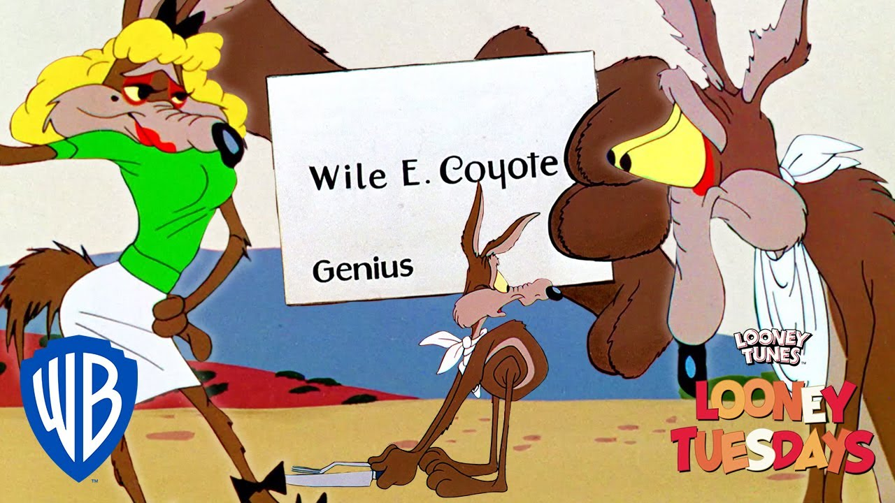 Looney Tuesdays | The Best (Or Worst) of Wile E. Coyote | Looney Tunes | WB Kids
