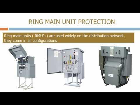 Ring main unit protection