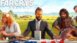 БЕЗУМНЫЕ СЕКТАНТЫ! Far Cry 5 Прохождение #1