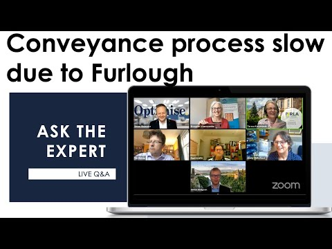 Conveyance Solicitors Slow Due To Furlough
